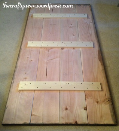 14. Made from Scratch: DIY Rustic Dining Table (4/6)