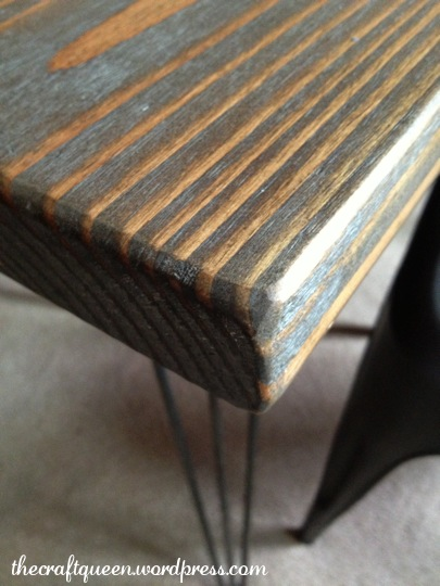 14. Made from Scratch: DIY Rustic Dining Table (5/6)