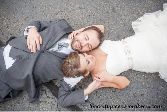 diy bridal sash belt
