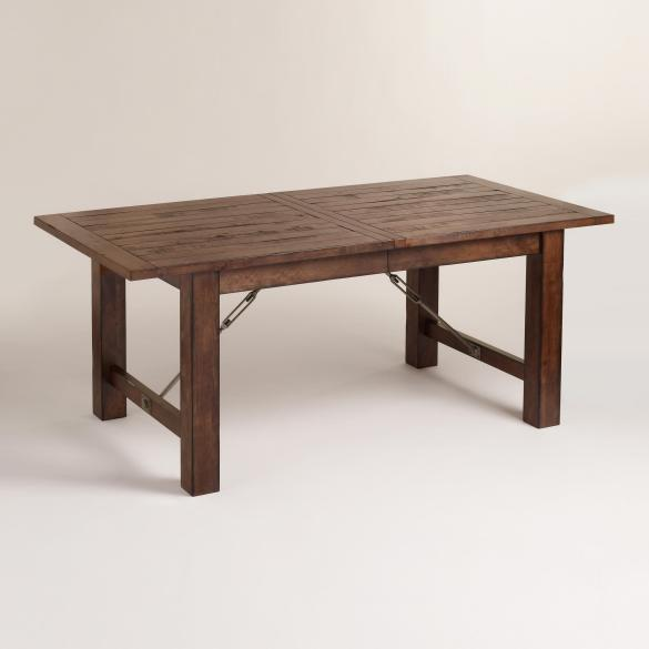 plans rustic dining room table