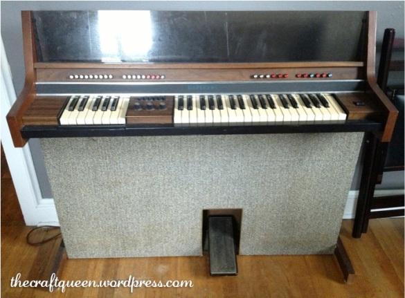Fun Machine Organ, $30 @ Goodwill