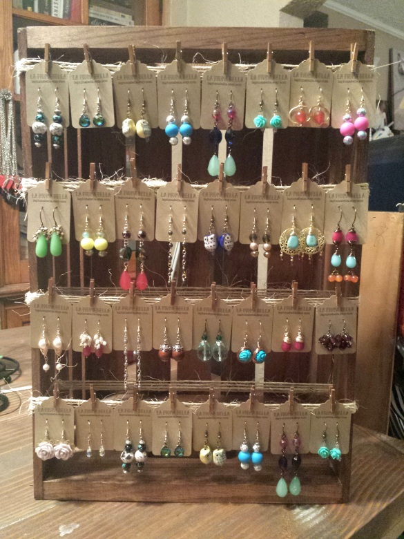 crate jewelry storage