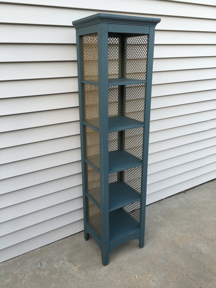 79. Before and After: Tiered Shelf (5/6)